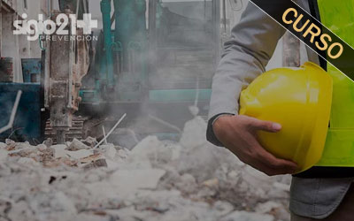Trabajos de demolición y rehabilitación 20h.