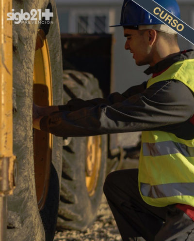 Curso de mantenimiento de maquinaria y vehículos