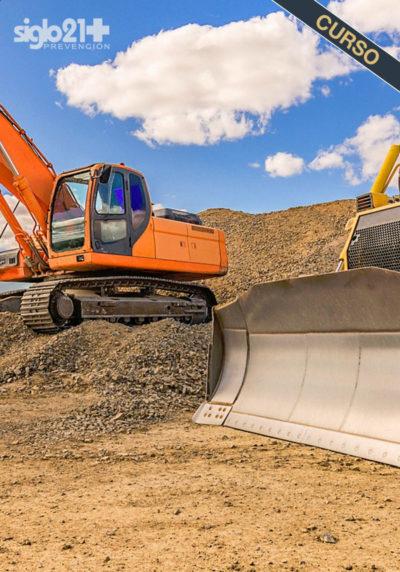Curso de operadores de vehículos y maquinaria de movimiento de tierras