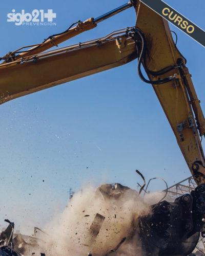 Curso de trabajos de demolición y rehabilitación