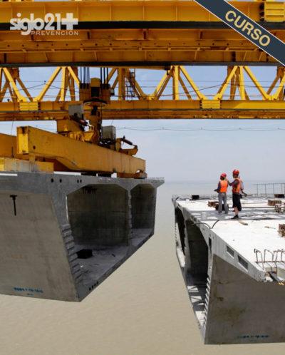 Curso de trabajos de montaje de prefabricados de hormigón en obra