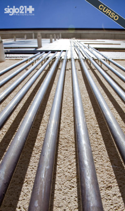 Curso de trabajos en gaseoductos y redes de distribución de gases combustibles
