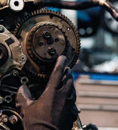 curso mantenimiento maquinaria vehiculos