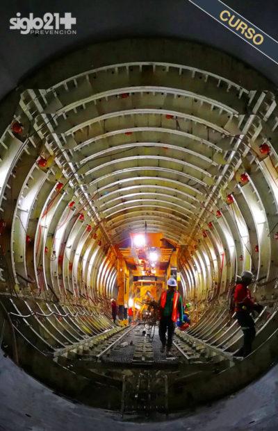 curso túneles y sostenimiento de las excavaciones subterráneas