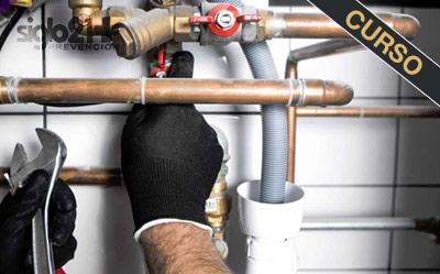 Curso de fontanería e instalaciones de climatización