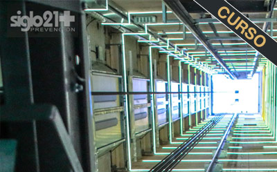 Curso de instalación de ascensores